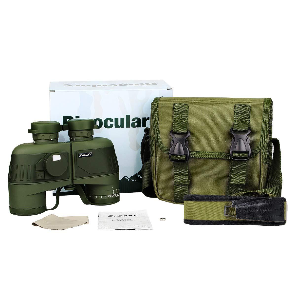 military binoculars with rangefinder package pic