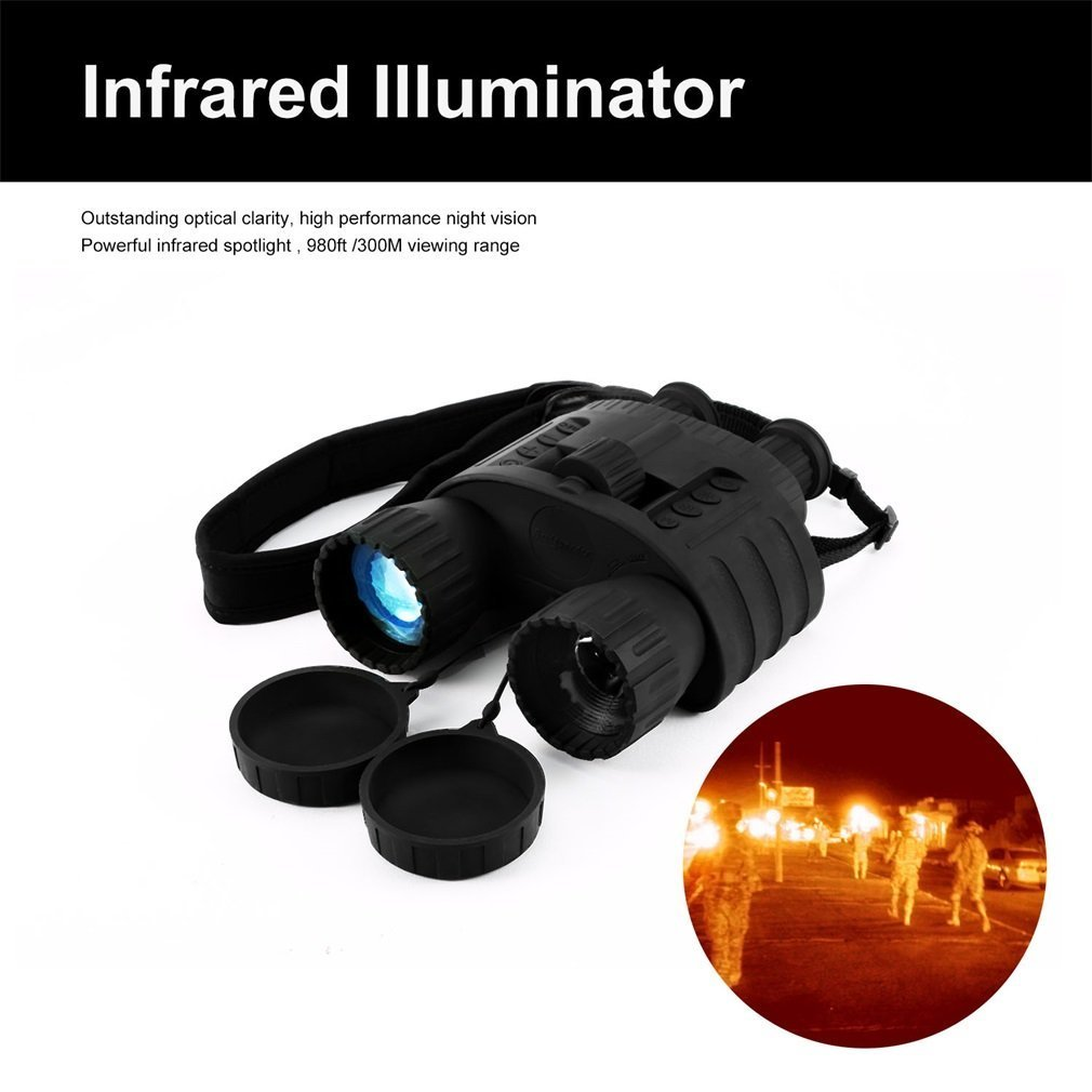 Bestguarder WG-80 Best Night Vision Binoculars pic-5