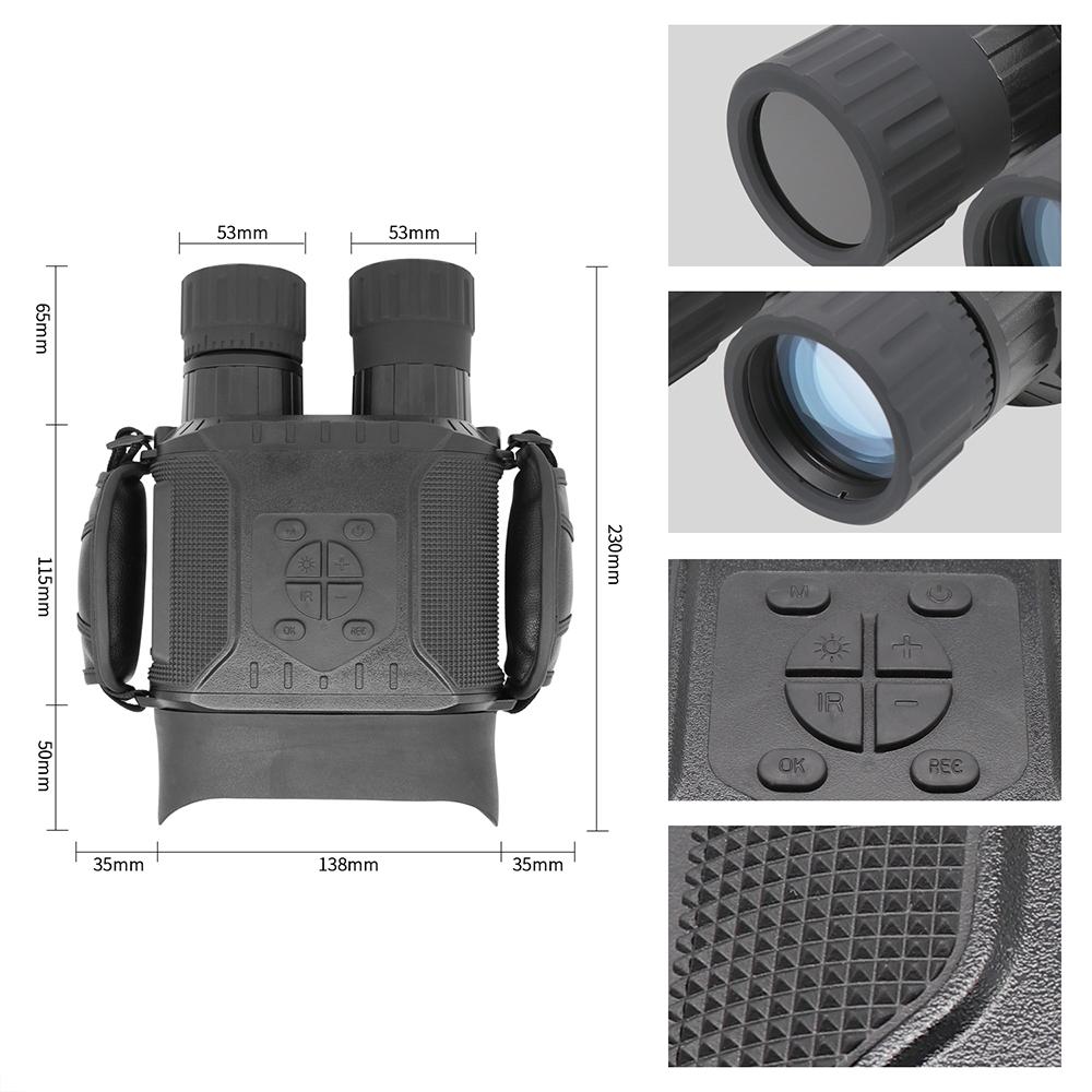 bestguarder nv 900 Infrared Digital binoculars pic-6
