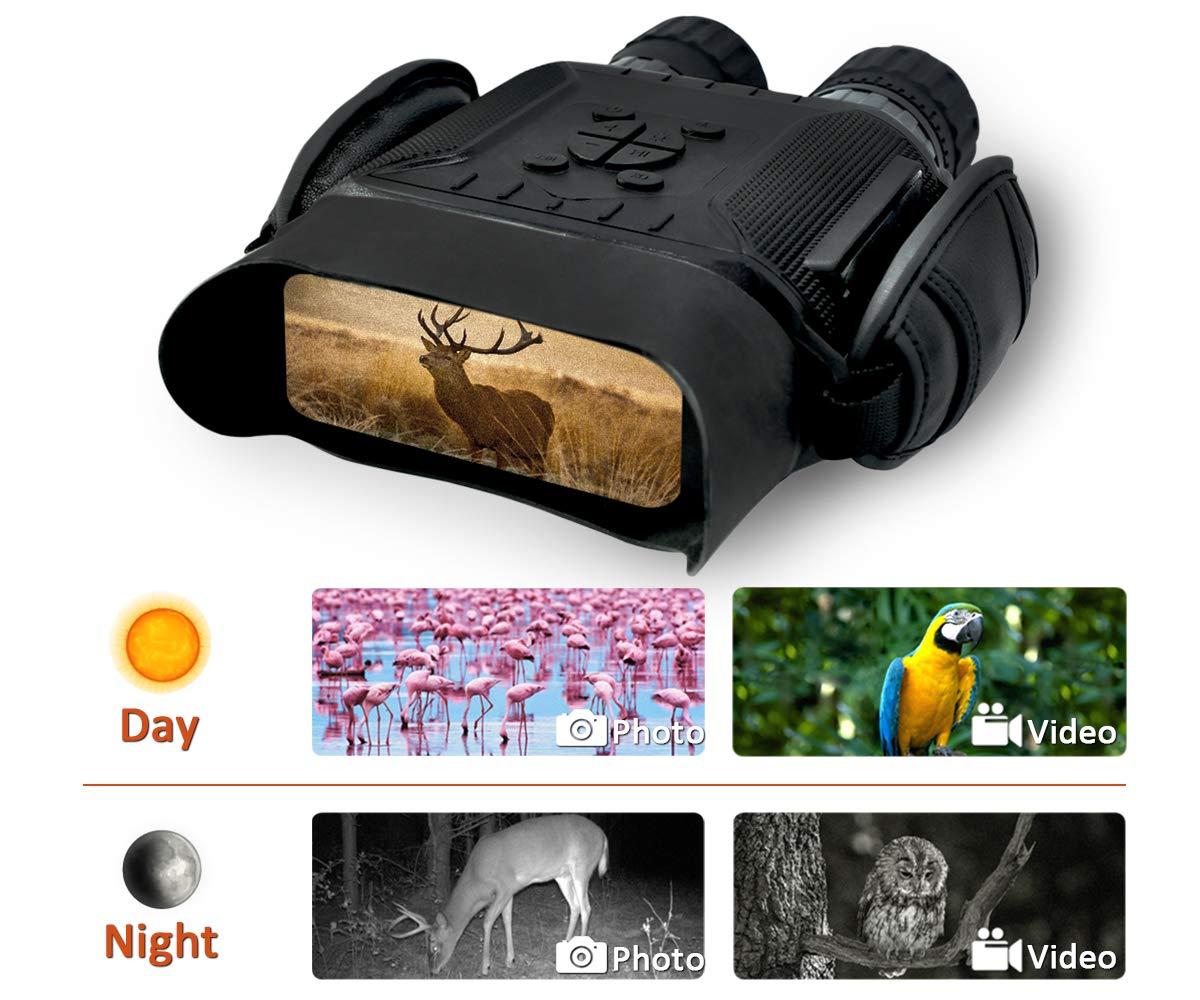 Bestguarder Night Vision Binoculars-1