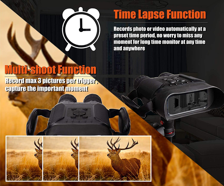Bestguarder Night Vision Binoculars-2