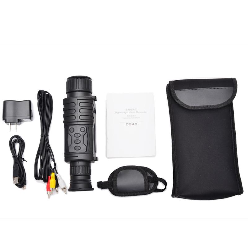digital night vision scope pic -1