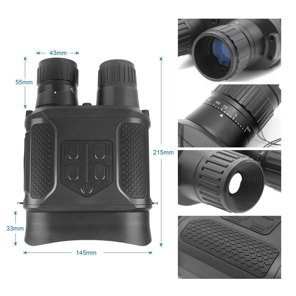 Best Night Vision Binoculars NV400-B-3
