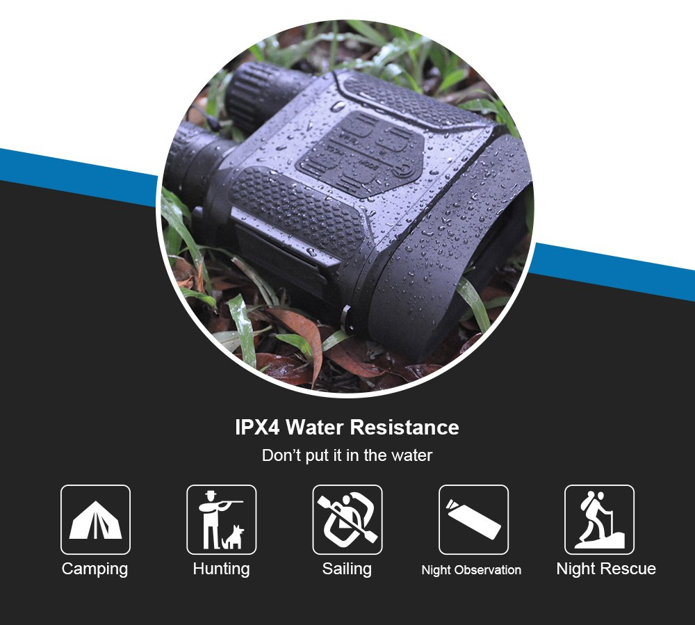 Best Digital IR Camera Night Vision Binoculars NV400-B-8