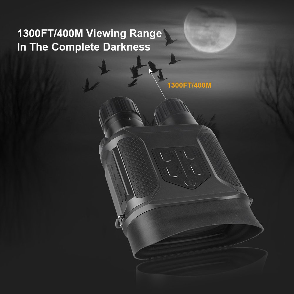 Best Night Vision Binoculars NV400-B-1