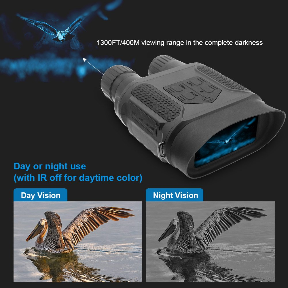 Best Night Vision Binoculars NV400-B-2
