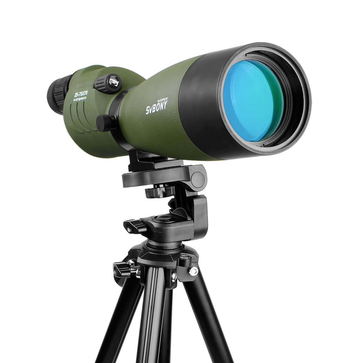 SVBONY SV17 Spotting Scope for Target Shooting Straight scope pic-4