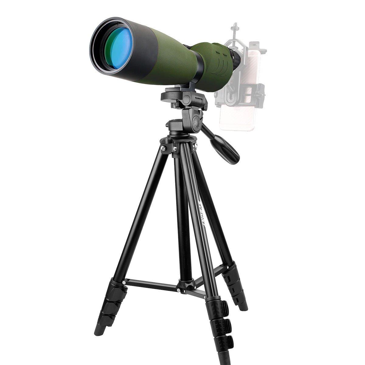SVBONY SV17 Spotting Scope for Target Shooting Straight scope pic-5