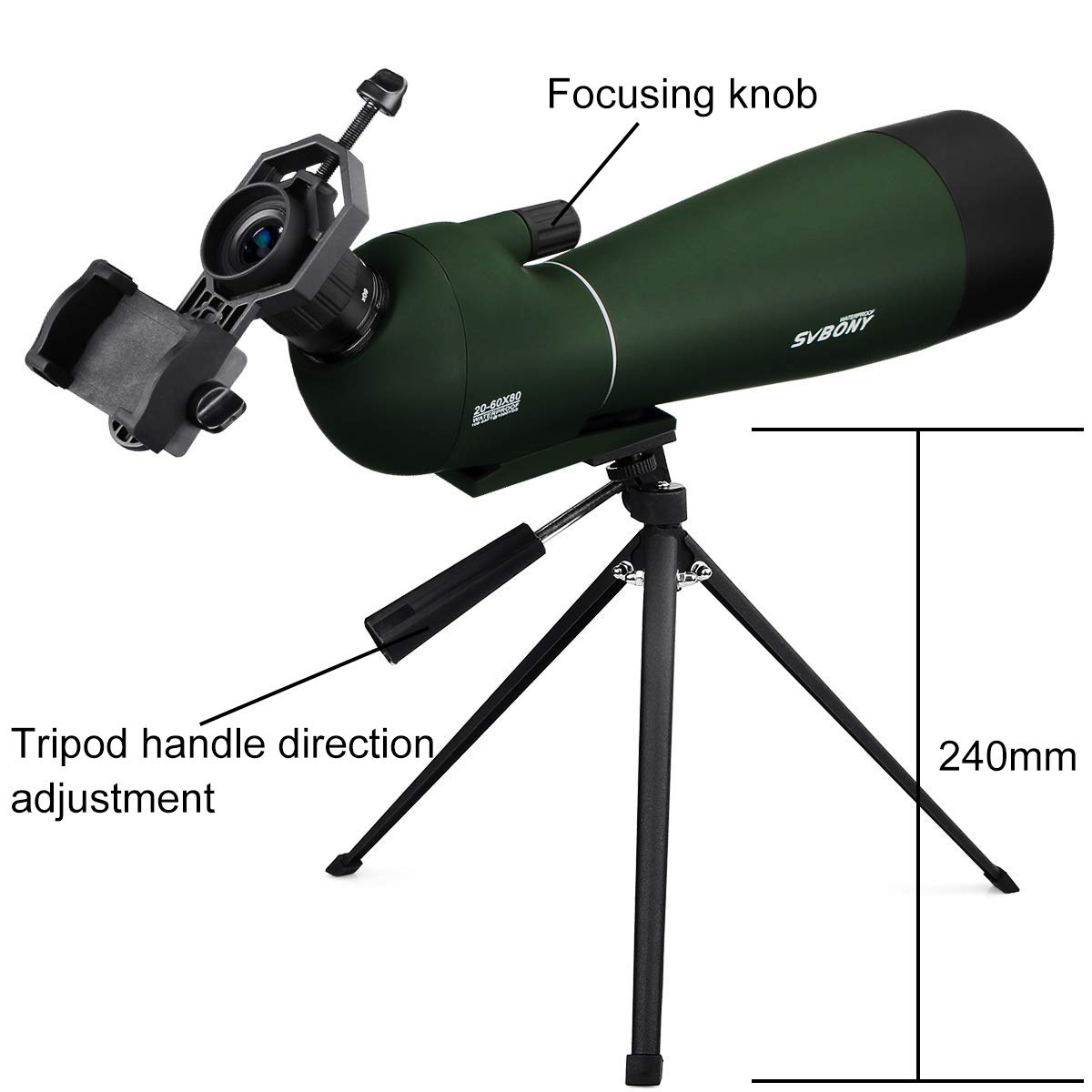 compact spotting scope pic-5