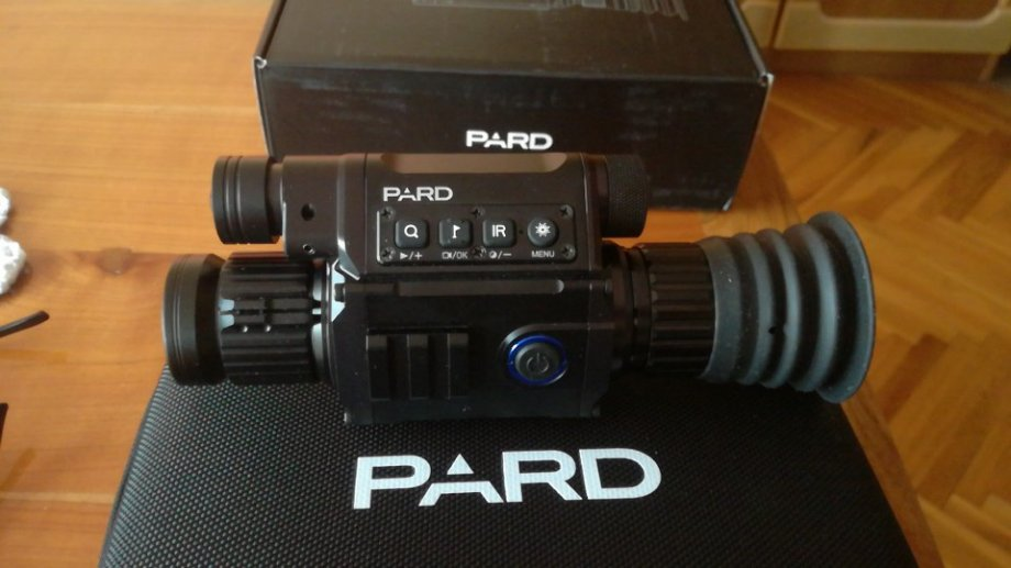Pard NV008 Digital Night Vision pic