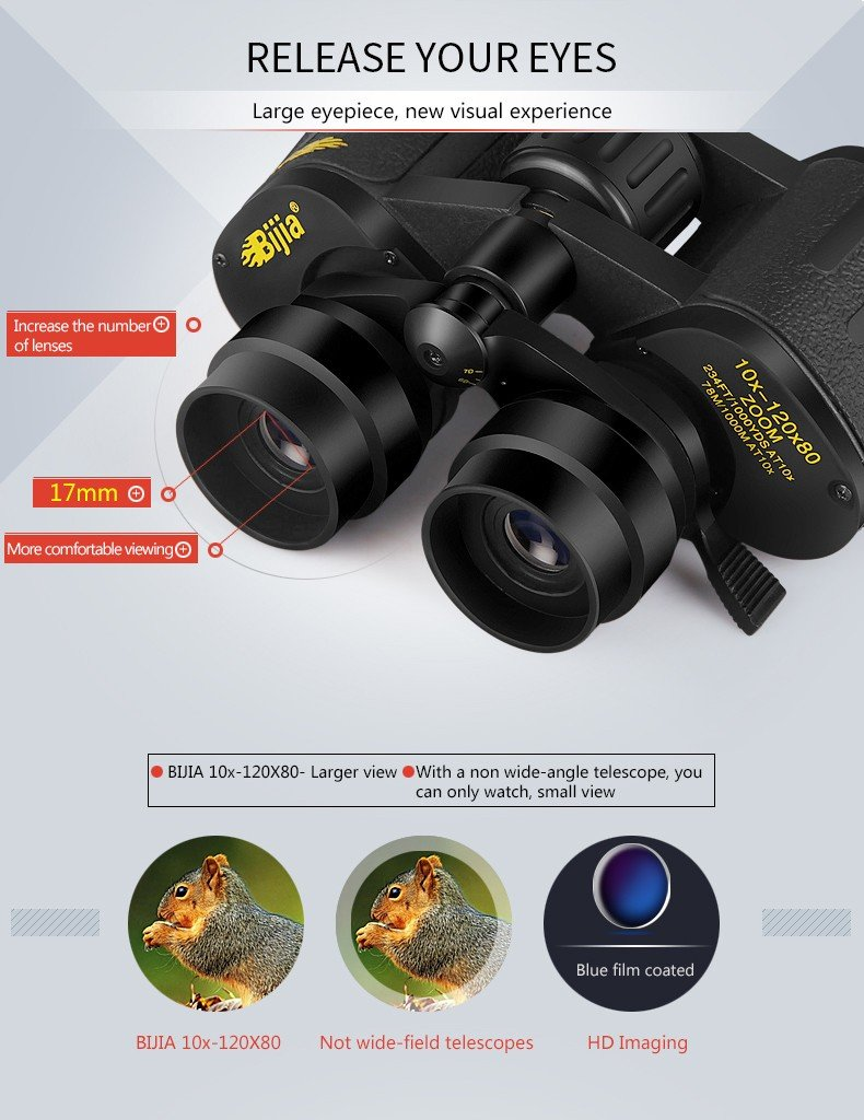 Hunting Binoculars pic-1
