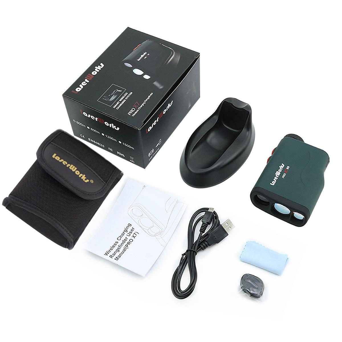 Laserworks Rangefinder package pic