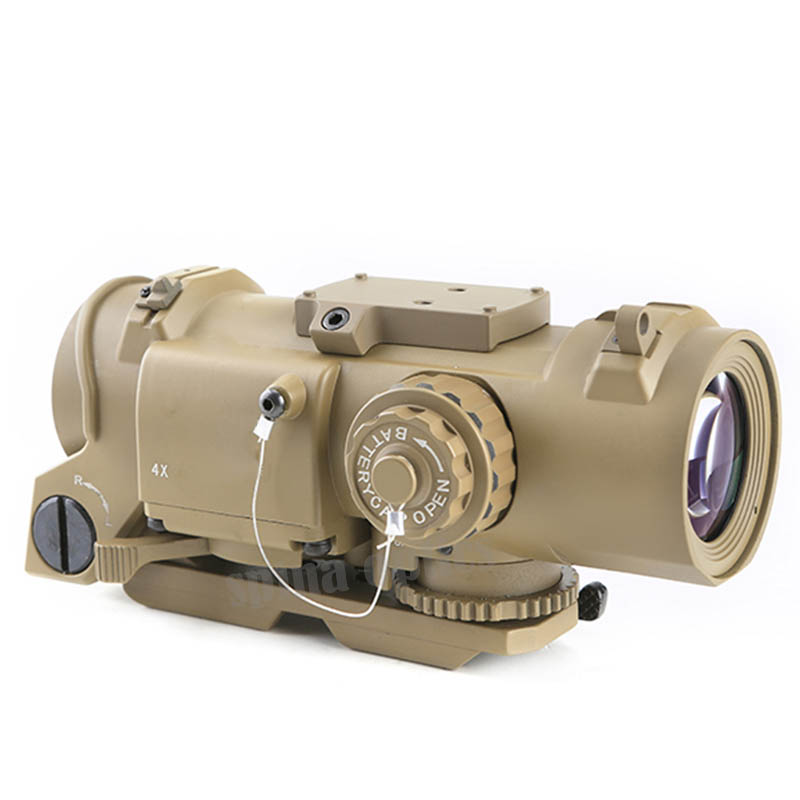 Spina Red Dot sight pic-5