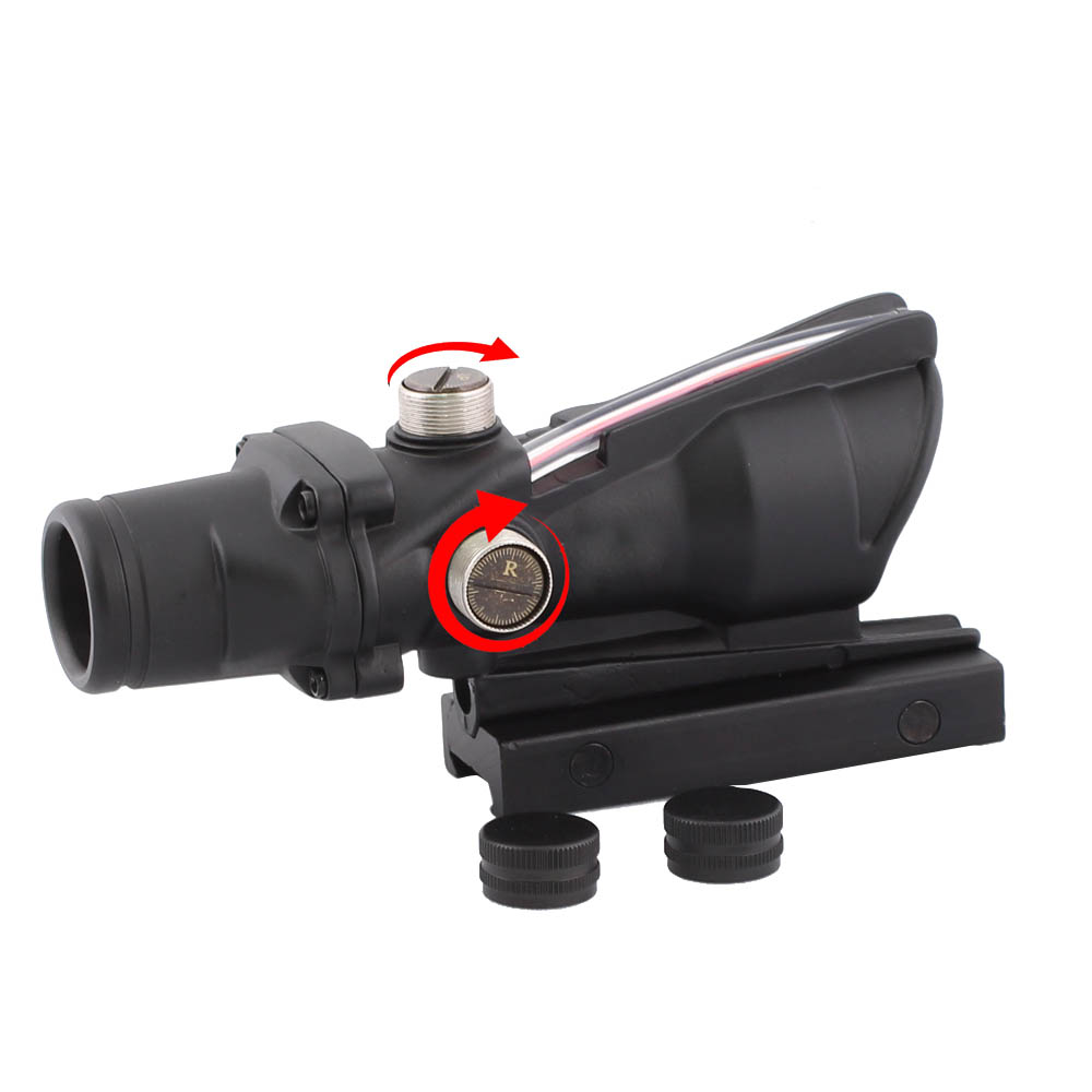 Red Dot Sight with Magnifier pic-4