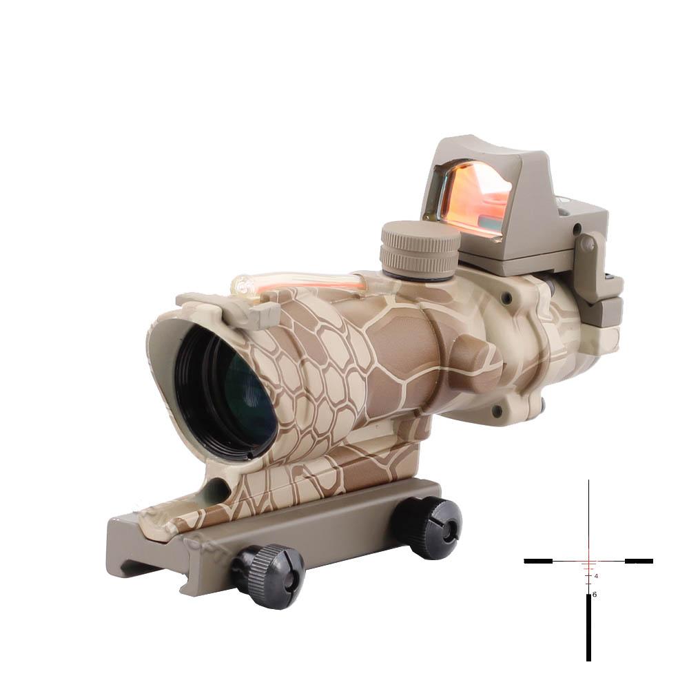 red dot rifle scope-1
