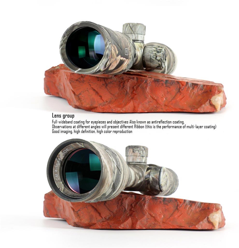 Tactical Riflescope pic-3