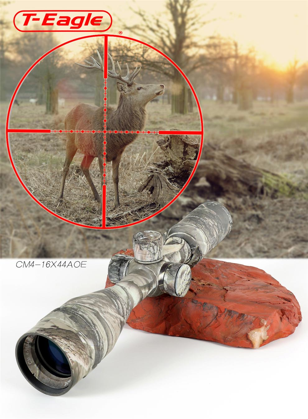 Tactical Riflescope pic -1