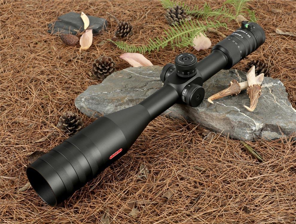T-EAGLE ER 6-24X50 SFFLE Tactical Rifle Scopes pic-3
