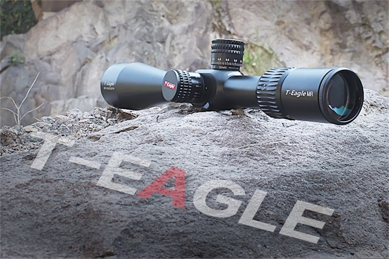 T-EAGLE 4-16X44 Rifle Scopes Compact Riflescope pic-3