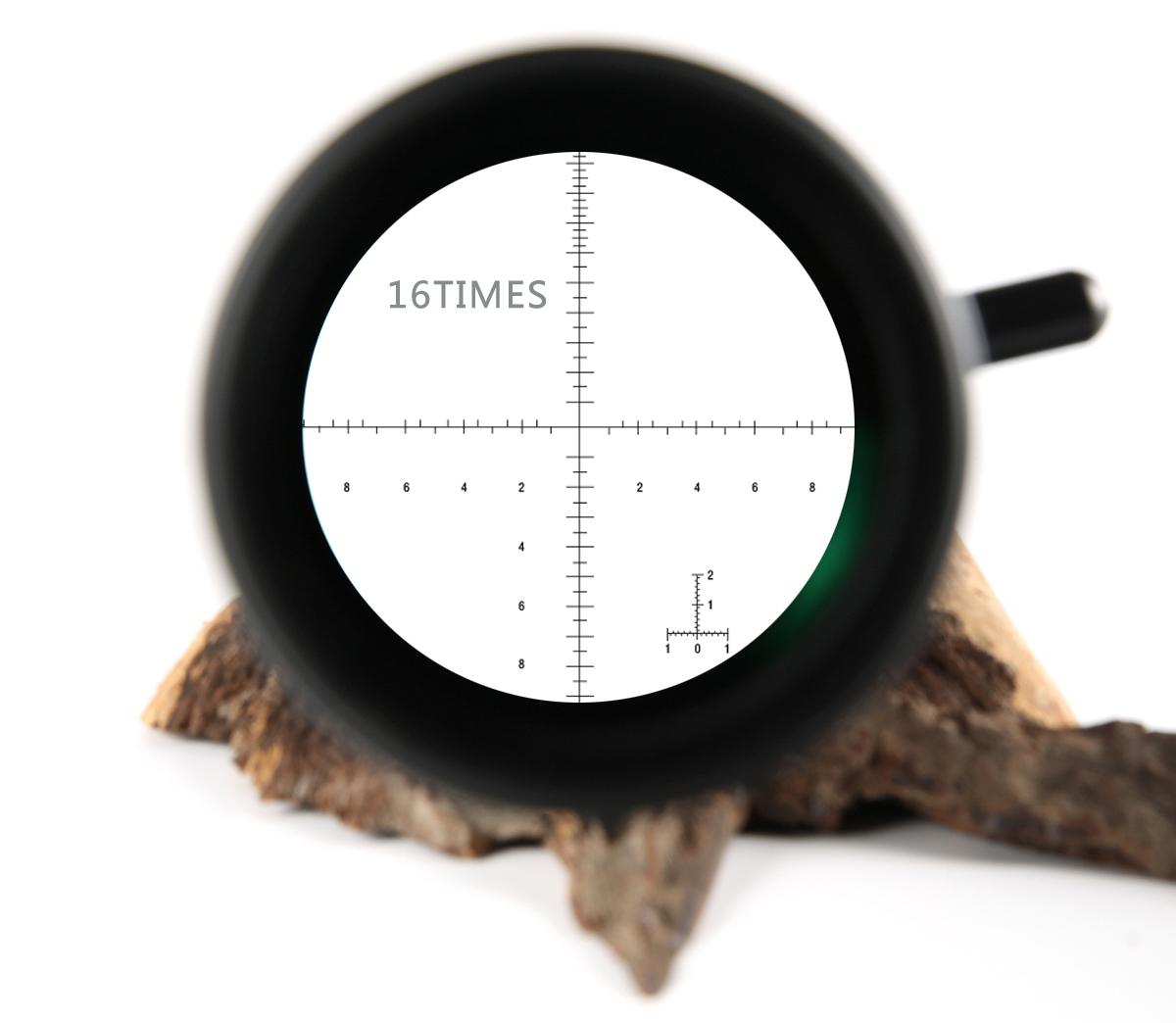 Best Hunting Scope Reticle T-EAGLE Viper 4-16x50 FFP Riflescope Optical Sight pic-2