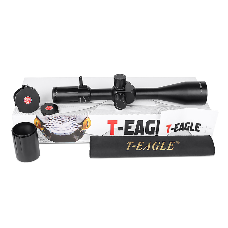 Best Hunting Scope Reticle T-EAGLE Viper 4-16x50 FFP Riflescope Optical Sight pic-3
