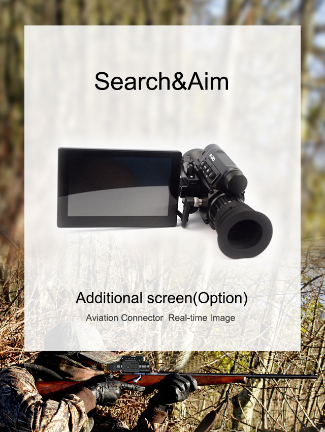 Thermal Imaging Rifle Scope - 1