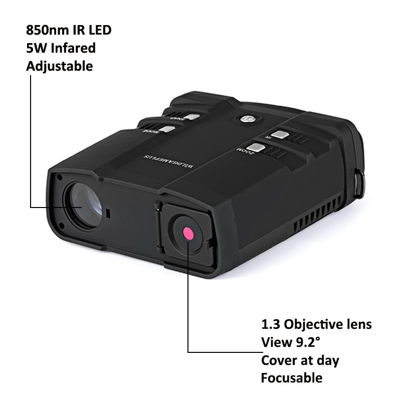 WG500B Night Vision Binoculars-3