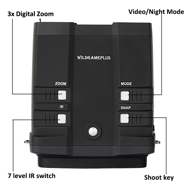 WG500B Night Vision Binoculars-2