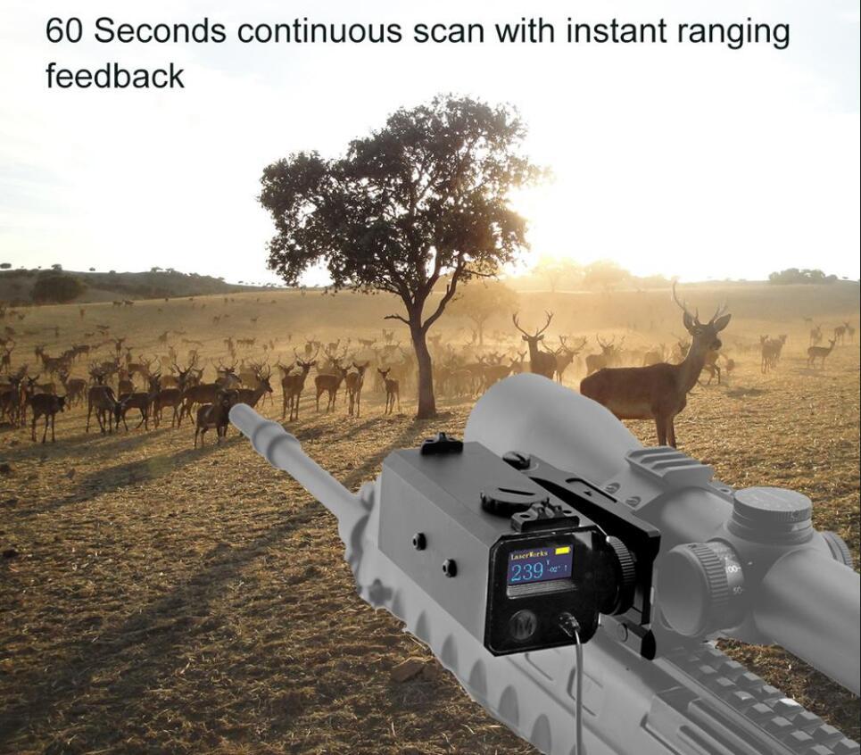 Best Rangefinder for Long Range Shooting-4