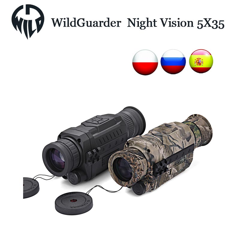 best digital night vision Hunting Scope-1