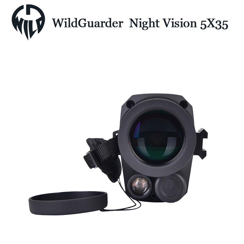 best digital night vision Hunting Scope-3
