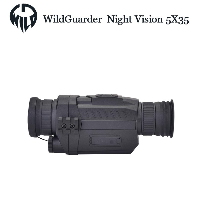 best digital night vision Hunting Scope-2
